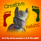 Creative Habits Podcast in iTunes