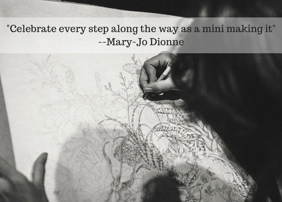 Mary-Jo Dionne on Transitions, Making It as an Artist and More