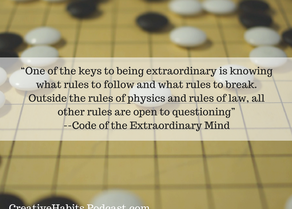 Code of the Extraordinary Mind