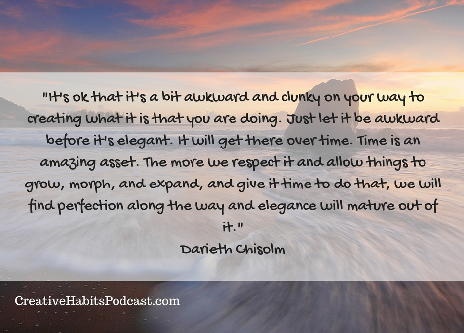 Darieth Chisolm on Hustle, Heart, and Moving Beyond Perfection