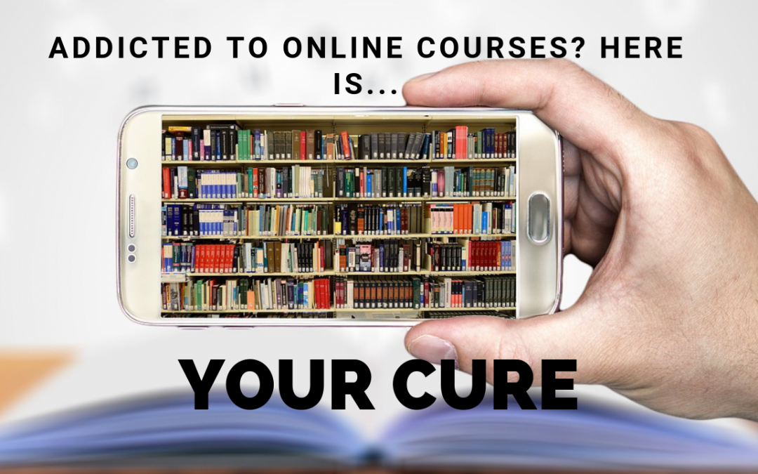 3 Strategies for Beating Your Addiction to Online Courses & Learning Procrastination