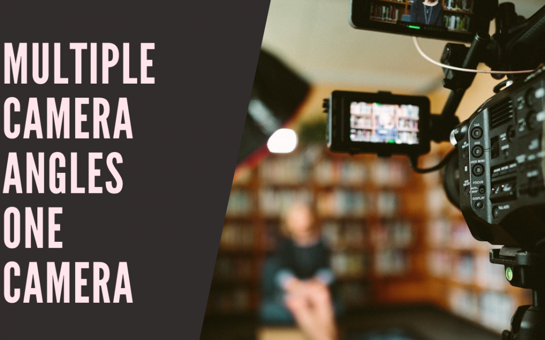 How to Get Multiple Camera Angles on a Facebook Live with One Camera