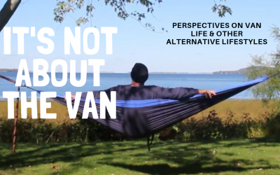 It's Not About the Van: Perspectives on How Van Life, Tiny Houses, and More Increase Creative Potential